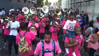 Saxons Youth March 2015 Part 1
