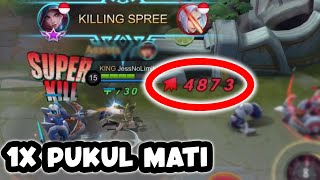 Hack Cheat 1x Pukul Mati, Anti Banned - Mobile Legends