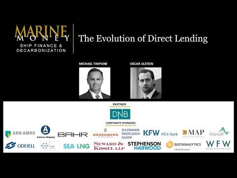 The Evolution of Direct Lending