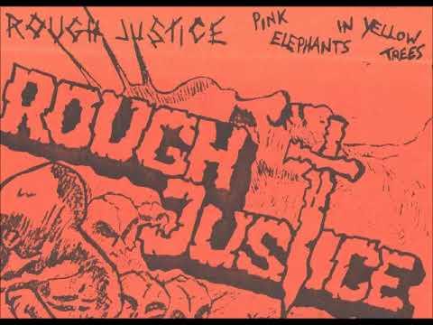 Rough Justice - demo '88 (Belgium hc)