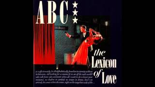 The Lexicon Of Love is the debut album from ABC and in my opinion i...