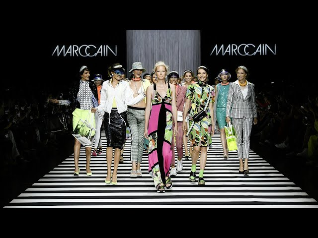 Marc Cain FASHION SHOW Spring/Summer 2020 @ Fashion Week Berlin
