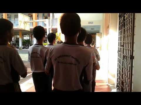 Perarakan Guru-guru Sempena Sambutan Hari Guru Peringkat Sekolah 2018