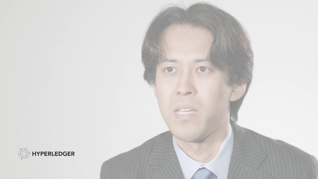 Yoshinobu Sawano of Fujitsu on Hyperledger
