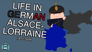 Life in Alsace Lorraine (Short Animated Documentary)