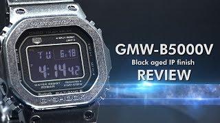 G-SHOCK限定モデルGMW-B5000V購入レビュー