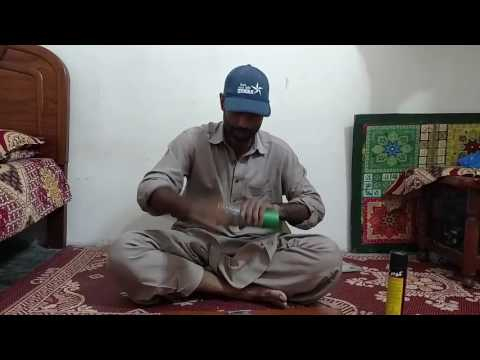 How to Make Hand Line Fishing Rod