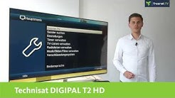 TechniSat DigiPal T2 HD Software Update