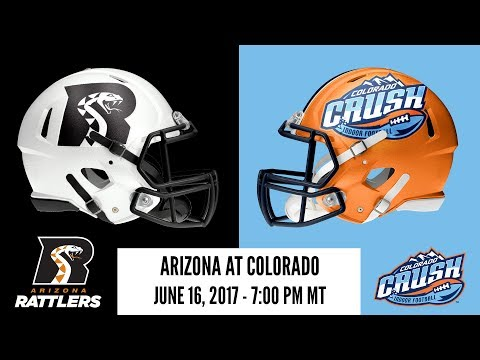 Week 18 | Arizona Rattlers at Colorado Crush