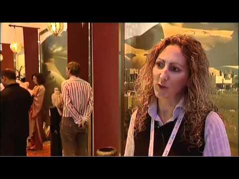 Marion Walsh, Group Director of PR, Anatara Resorts & Spas @ WTM 2010