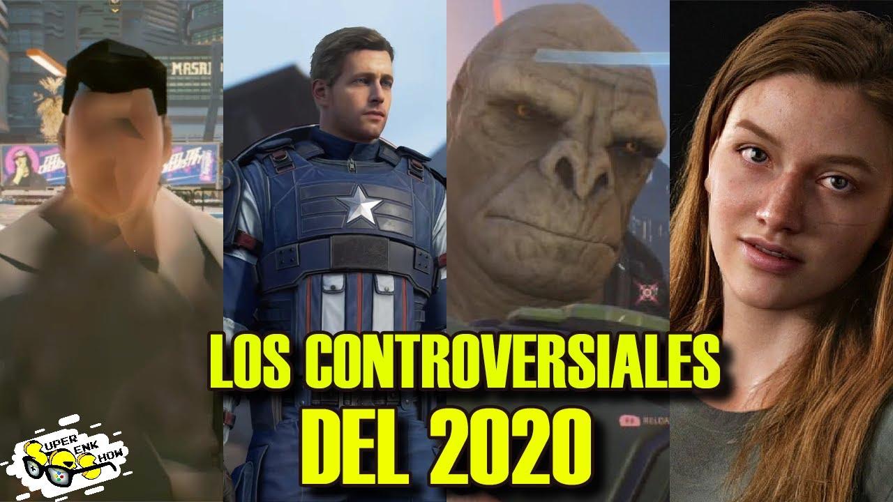 Los juegos más controversiales del 2020: ¡TLoU Part 2, Cyberpunk 2077 y más!