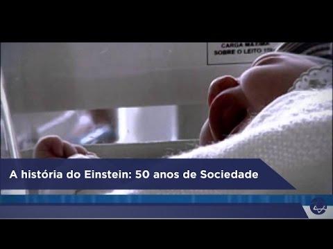 A História Do Einstein 50 Anos De Sociedade
