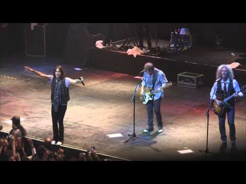 Foreigner - I Want to Know What Love Is - Santiago, Chile - 04/04/2013 - Teatro Caupolican