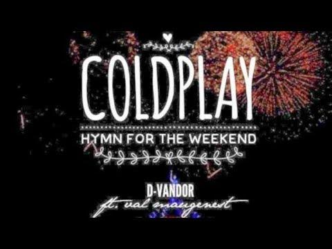 Lirik Lagu Coldplay - Hymn For The Weekend (Alan Walker Remix)