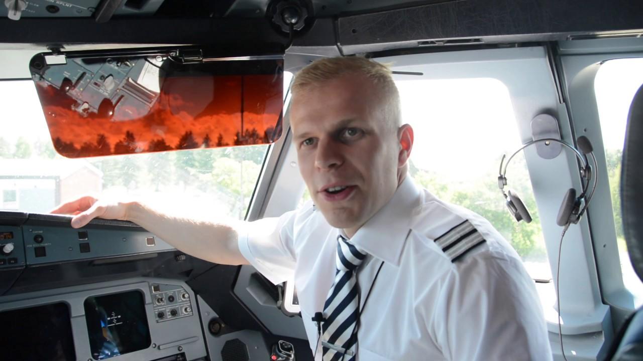 Finnair Lentäjä