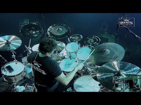 MEINL DRUM FESTIVAL 2015 – Thomas Lang Drum Solo