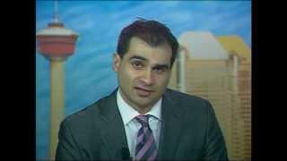 Shafik Hirani - Tax Free Savings Accounts (Alberta Primetime Interview)