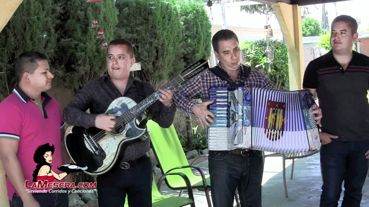 Los Alegres Del Barranco LA MUERTE DEL COMANDANTE HD 1080p - YouTube