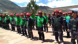 Sindicato Único de Trabajadores de la Empresa Catalina Huanca Sociedad Minera SAC grupo Trafigura