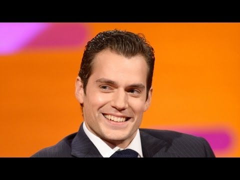 """When RUSSELL CROWE met """"Fat"""" HENRY CAVILL: The Graham Norton Show June 20 BBC AMERICA"""