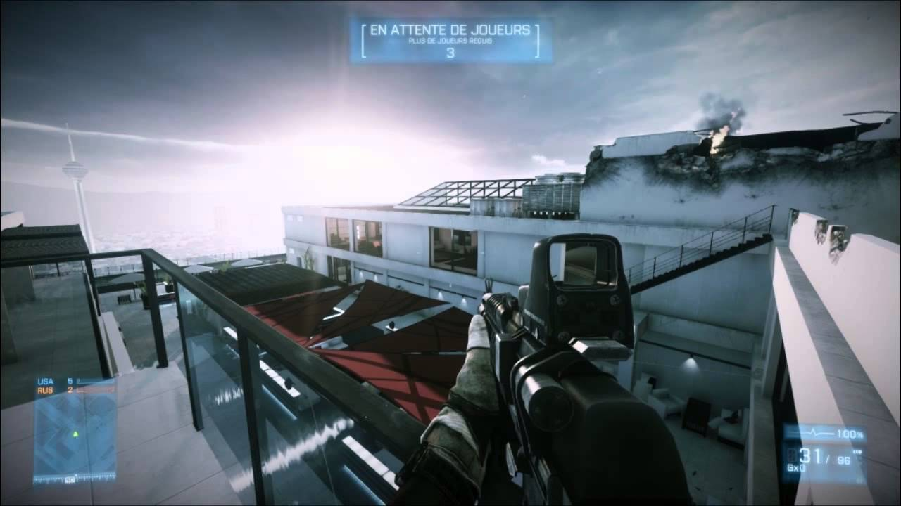 ► Les 10 meilleures planques de ZIBA TOWER [Battlefield 3] [FR]