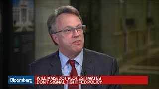 Fed's Williams on Jobs Report, Neutral Rate, Inflation