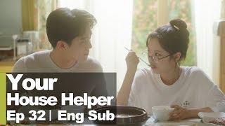 Ha Seok Jin ♥ Bo Na.. Are You Having a Lovers' Quarrel? [Your House Helper Ep 32]
