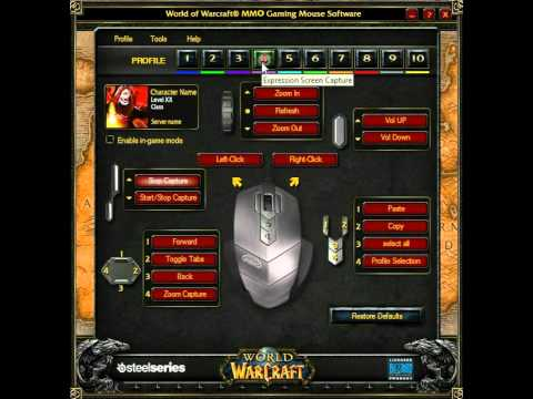 GAMER DOWNLOAD CLONE MOUSE DRIVER