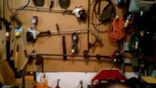 Toro Trimmer, Fabric Scag Bagger & Update