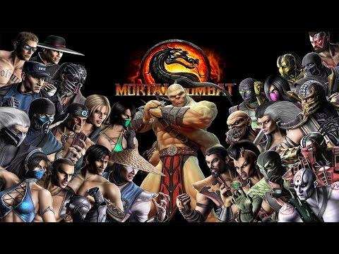 Η παρθενιά του Wagi - Mortal kombat komplete edition