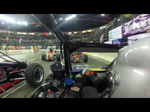 TQ midgets at the Battle of Trenton - 12/2016