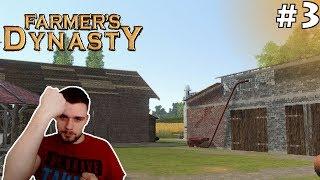 Farma NAPRAWIONA! TIMELAPSE #3 - Farmer's Dynasty | SWIATEK