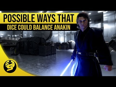 How can DICE balance Anakin in STAR WARS Battlefront 2? thumbnail