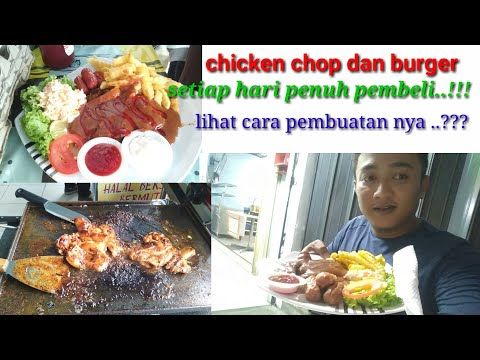 resepi-chicken-chop-dan-burger-|-cara-buat-chicken-chop-bakar-mudah