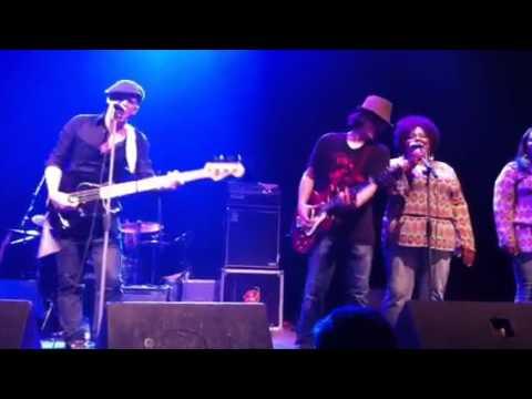 Mikel Farris y Foy Vance - Make It Rain - Antzoki (Bilbao)