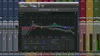 Using the Dynamic Equalizer in RX Final Mix