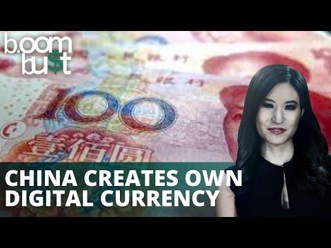 China Eyes Digital Currency Dominance