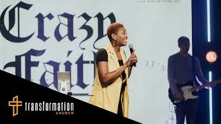 Daily Faith // Crazy Faith (Part 5) (Brie Davis)