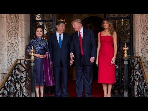 President Trump's Change in Tone on China