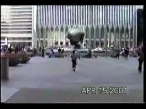 World Trade Center April 2001