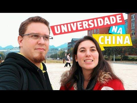 Um ZILHÃO De CHINESES Estudam AQUI