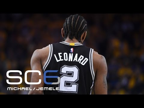 Can Kawhi Turn Around Spurs' Series Vs. Warriors? | SC6 | May 19, 2017