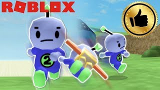 Roblox | Go Eat Ice Cream With Me Super Cute Robot | Robot 64 | MinhMaMa