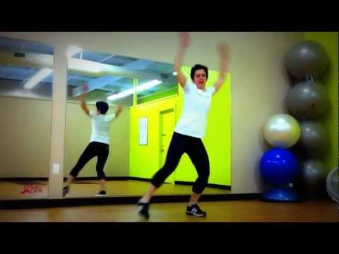 How to do a Low Impact Jumping Jack - Power Jack Exercise for Beginners