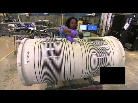 How it s made MRI scanner