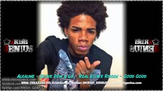 Alkaline - Grave Dem A Go [Real Estate Riddim] September 2014