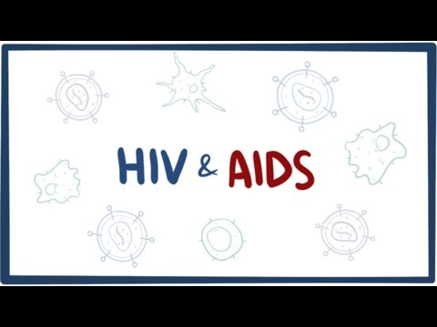 HIV & AIDS - signs, symptoms, transmission, & pathophysiology