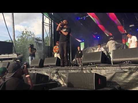 Afropunk 2017 - Brockhampton - Gummy