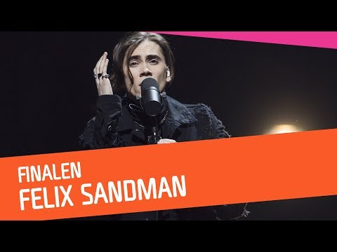 FINAL: FELIX SANDMAN – Every Single Day | Melodifestivalen 2018