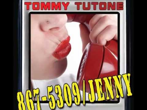 TOMMY TUTONE ☆ 867 5309 jenny【HD】